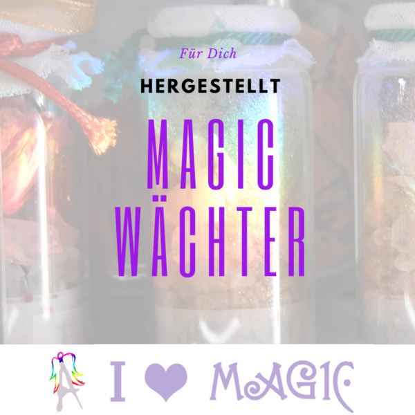 Dein Magic Talisman - Wächter